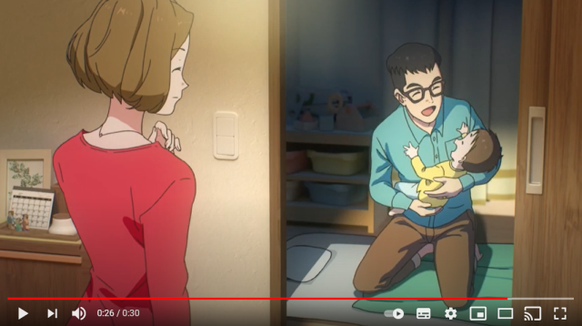 Morinaga Milk's new cuddly commercial series shows snapshots of Japanese family warmth【Video】
