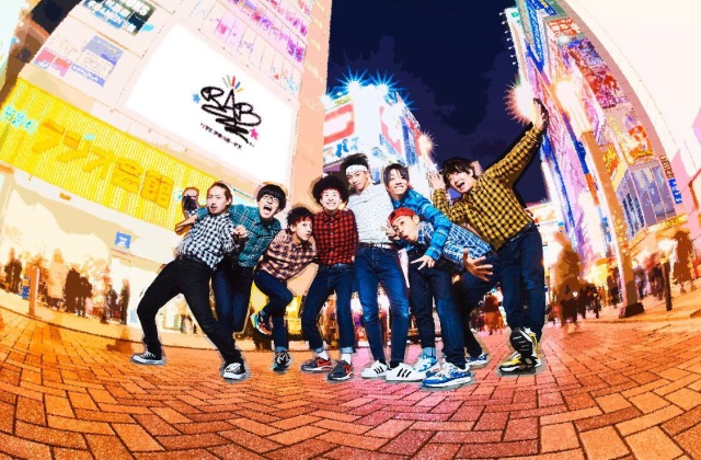 Anime song dance performance group Real Akiba Boys: combining the otaku life with street dancing