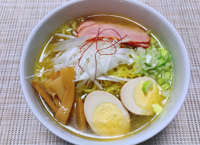 Common ramen ingredient found highly effective at clearing up radioactive contamination
