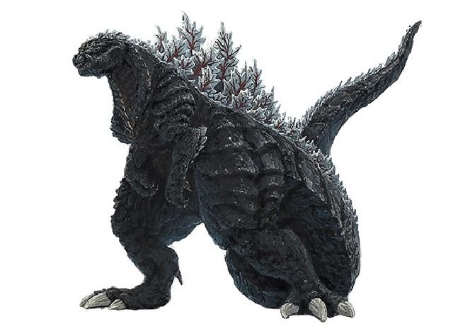 New Godzilla has super-thick thighs thanks to Studio Ghibli anime veteran