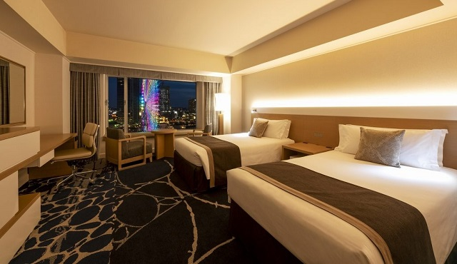 Japanese luxury hotel's new month-long stay plan lets you live Yokohama life with amazing twist