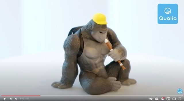 Gorilla with a randoseru backpack and elementary school student cap is Japan's newest WTF gacha