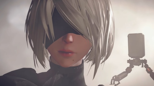 Nier Automata's creator is confused by Square Enix's new fan art guidelines