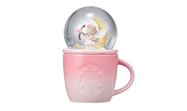Starbucks releases cutest Valentine's Day collection ever