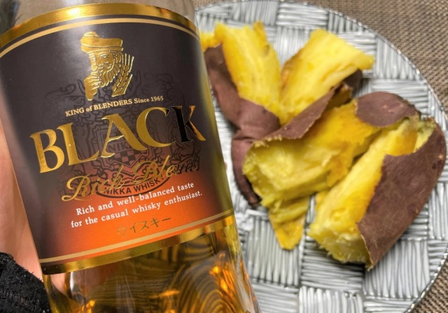 Japanese whisky sweet potatoes: A super-easy, super-delicious snack you can make in seconds
