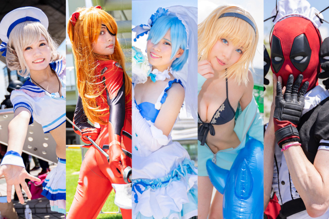 When you fall in love with a cosplayer【Photos】