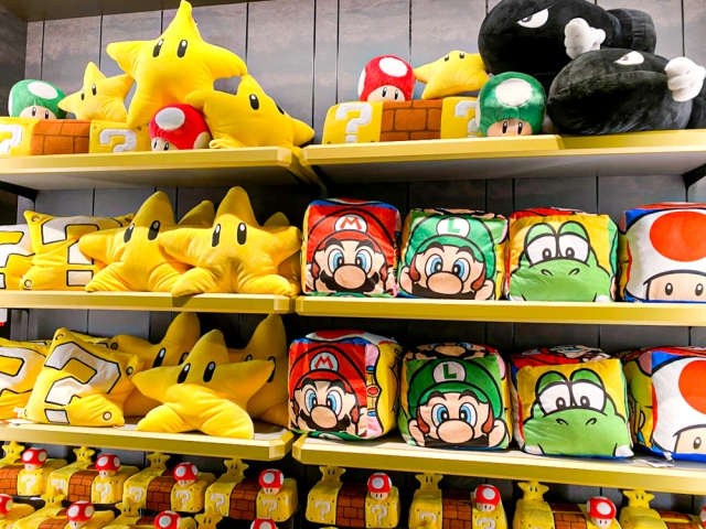 Top 5 souvenirs to buy at Super Nintendo World, according to staff who work there