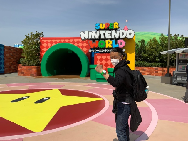 Super Nintendo World: The rides and activities 【Photos】