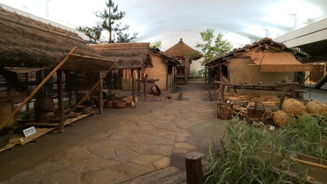 There's a samurai-era village for you to walk through at this awesome overlooked museum in Japan
