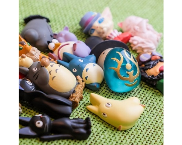 My fridge neighbor Totoro – Ghibli's new line of magnets brings anime magic to your home【Pics】