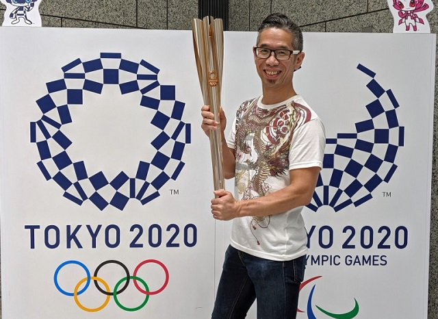 Tokyo Olympic torch flame goes out twice on first day of relay, filling commenters with dread