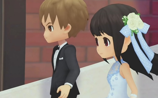 Getting divorced in the new Story of Seasons video game means you have to kill your kids