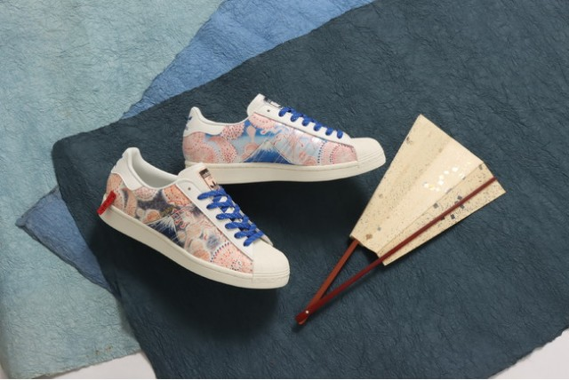 Wear Japan's most iconic landmark on your shoes with this Adidas collaboration【Photos】