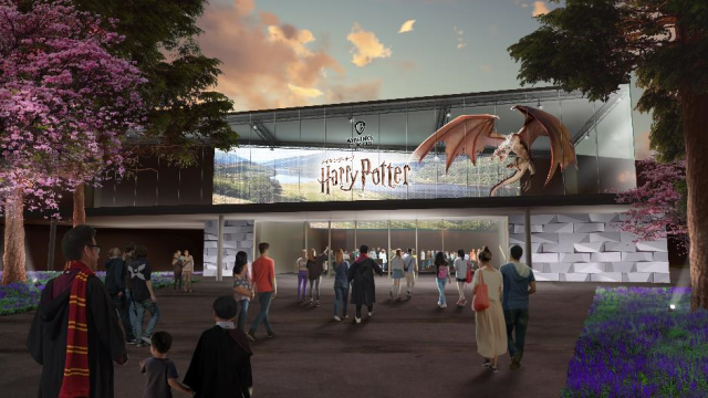 Upcoming Making of Harry Potter exhibition in Tokyo now has a website and a promotional video