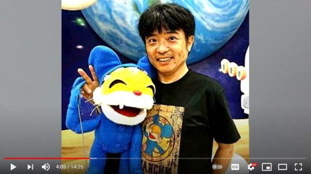 Voice of beloved Japanese kid's show character speaks out about living with ALS