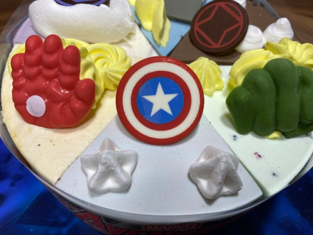 Avengers ice cream assembles at Baskin-Robbins Japan【Taste test】  SoraNews24 -Japan News-