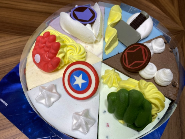 Avengers ice cream assembles at Baskin-Robbins Japan【Taste test】