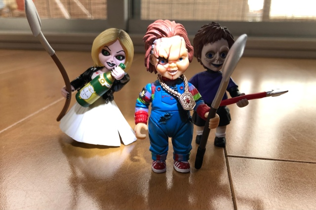 Chucky and Friends save Easter