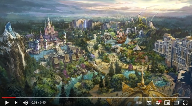 Tokyo Disney Resort announces Frozen, Tangled expansion【Videos】