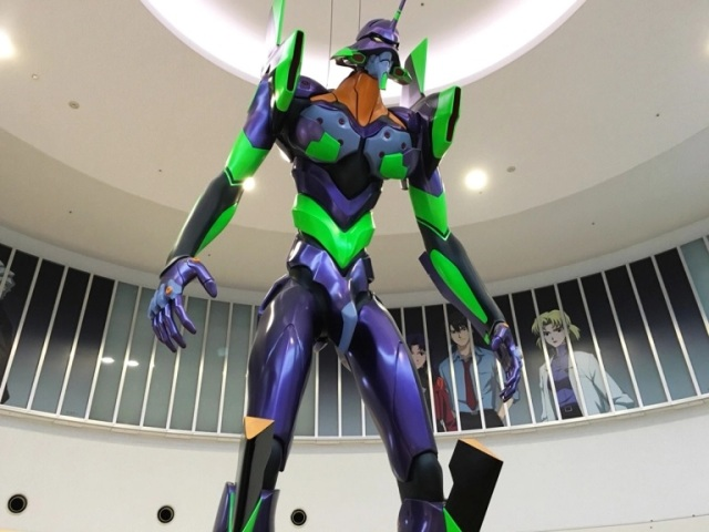 Tokyo woman in trouble with the law after selling high-priced Evangelion bootleg posters