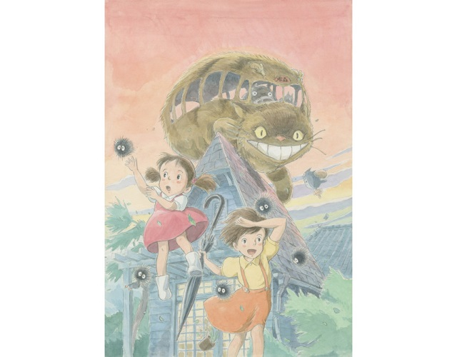 Traveling Ghibli Expo announces it's ending soon, but there might be a silver lining