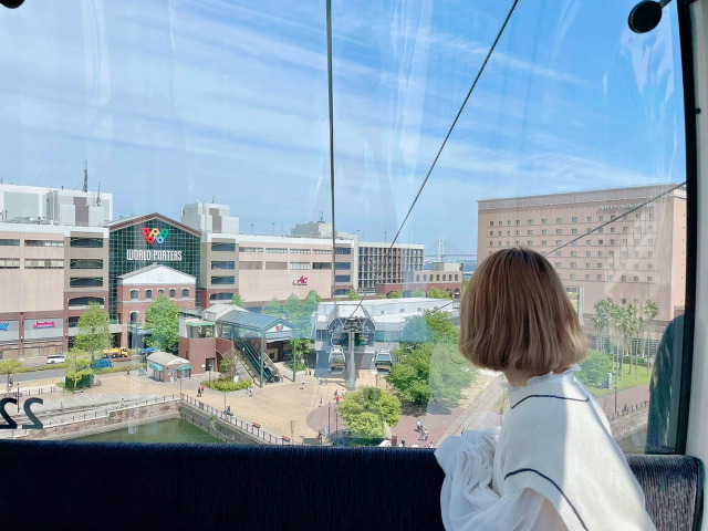 Yokohama Air Cabin: A new futuristic ropeway in the middle of the city