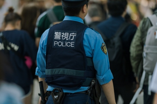 Reminder: Never ask the cops in Japan to shoot you