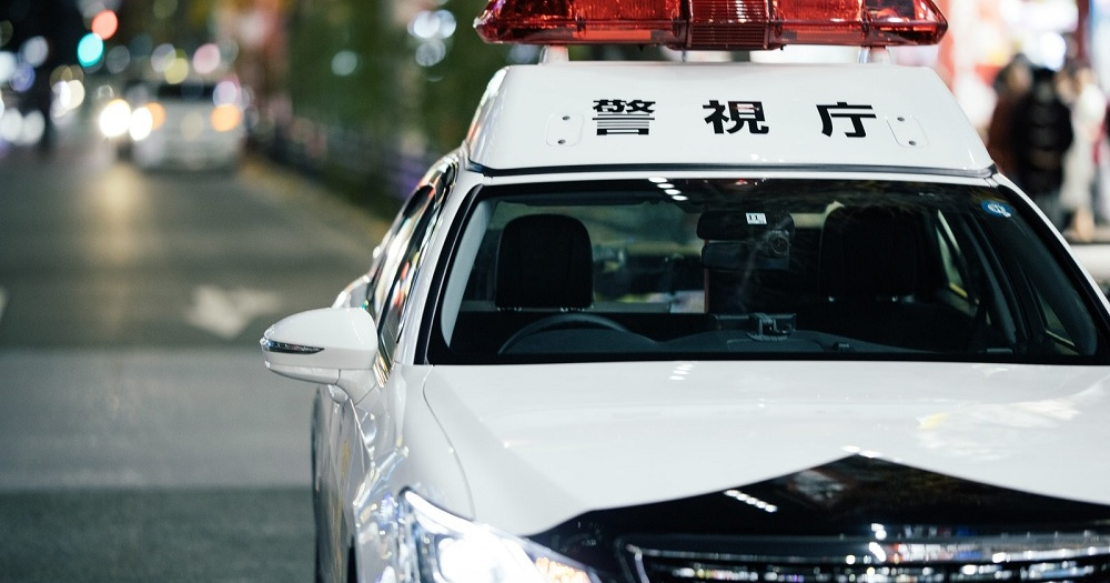Unmarked cop cars in Japan pull crazy Transformer-style ...
