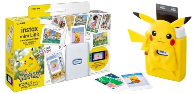 Adorable Pikachu smartphone printer is ready to print out your New Pokémon Snap snapshots