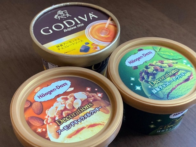 Godiva vs. Haagen-Dazs: Who's got the best limited-edition flavors of spring?