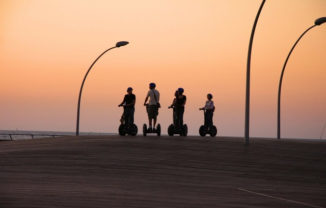 Segways soon to be permitted on public roads and new rules in the works for electric scooters