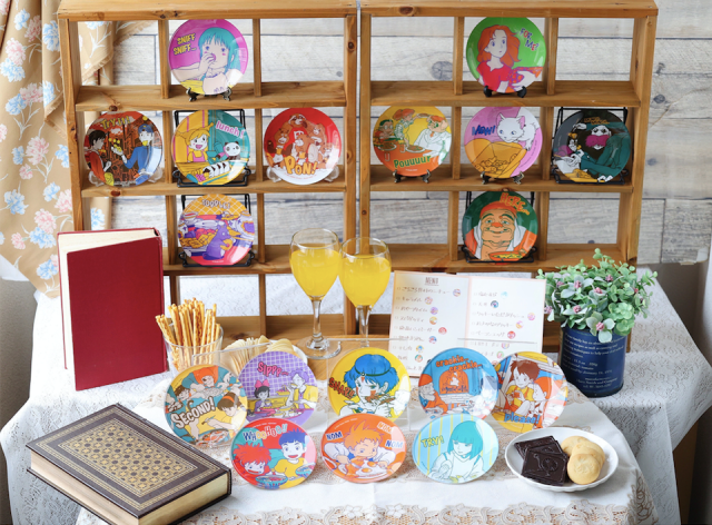 Studio Ghibli makes us hungry for new plate collection featuring iconic characters in mid-meal