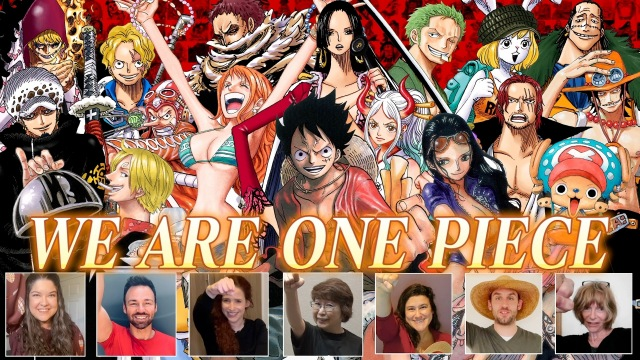 The results are in! One Piece World Top 100 characters chosen in global poll