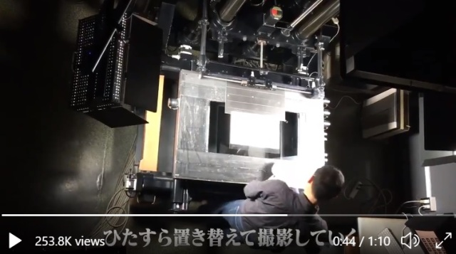 Studio Ghibli helped create final Evangelion movie, since no one else had the right machine【Vid】