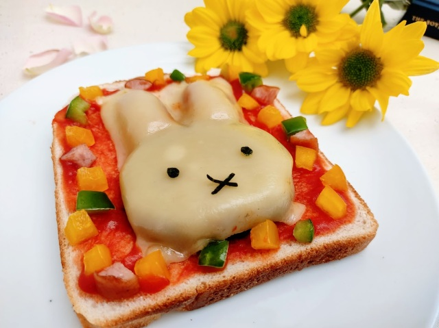 Adorable AND delicious — Miffy Toast is the latest Japanese TikTok trend【SoraKitchen】