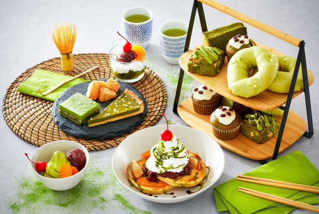 Ikea Japan adds epic matcha sweets to its menu for a limited time