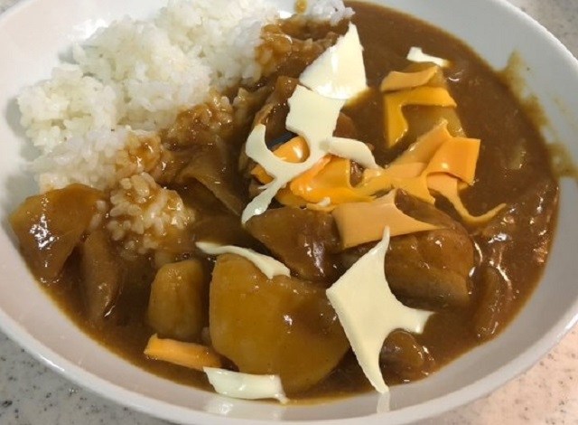 Japanese mom's ugly curry rice has a beautiful backstory【Photos】