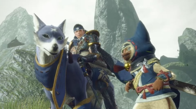 A sound you hear all the time in Monster Hunter was made with a Japanese schoolkid's backpack