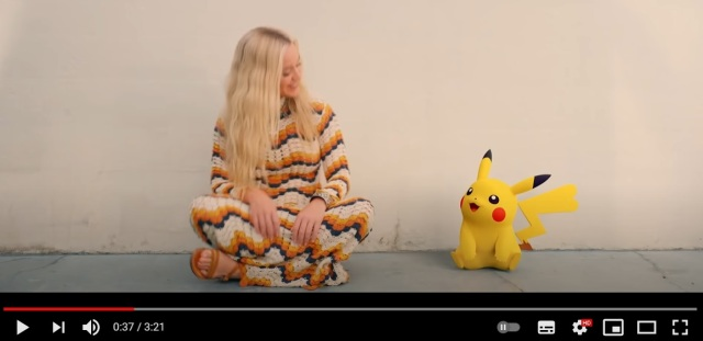 """Pikachu and Katy Perry co-star in adorable, uplifting  """"Electric"""" music video【Video】"""