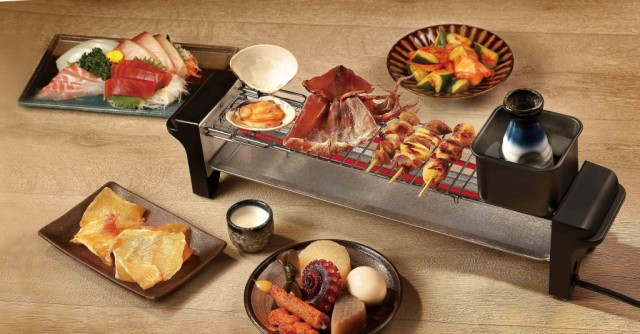 New cooking gadget turns your kitchen into a Japanese izakaya pub all by itself【Photos】