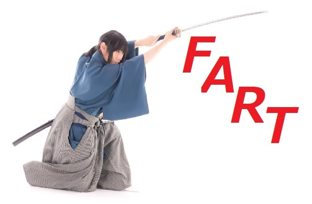 The time farting lead to murder and the fall of one of Japan's great samurai clans