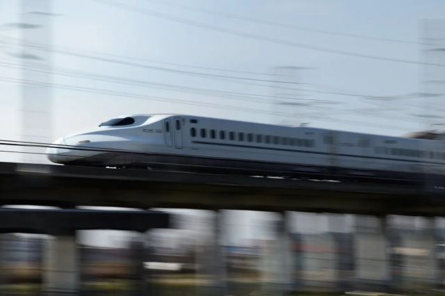 Shinkansen driver disciplined for taking poop break while train was going 150 kilometers an hour