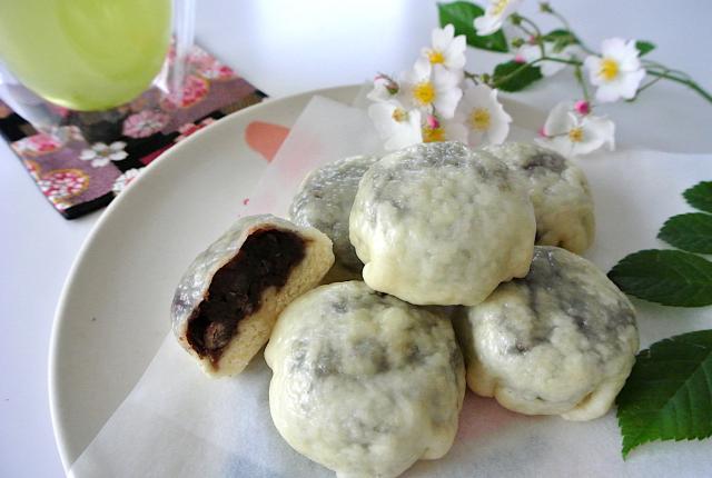 Make your own Japanese manju snacks with hotcake mix【SoraKitchen】