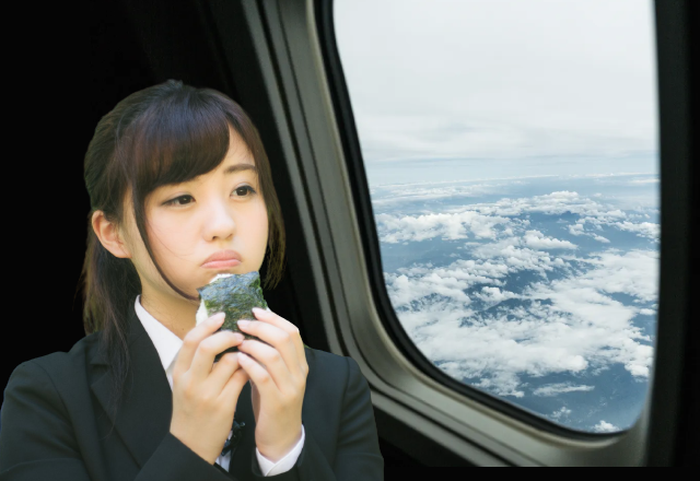 "Strange Japanese job ad asks to ""deliver a pork-egg onigiri"" from Okinawa to Tokyo twice per day"
