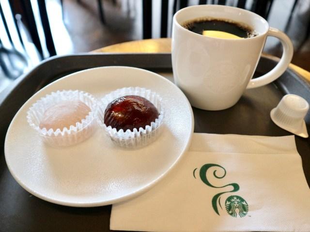 We try Starbucks Taiwan's scrumptious mizu manju buns for the Dragon Boat Festival【Taste test】