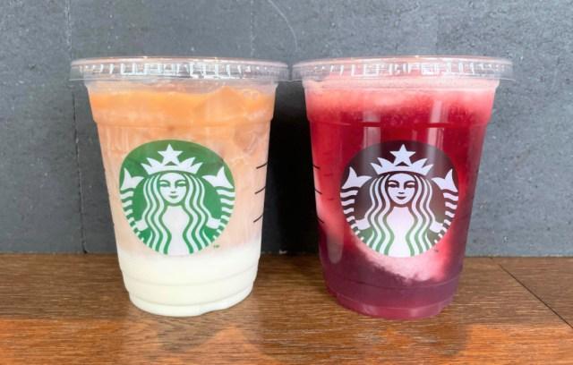 Trying out Starbucks Japan's ultra relaxing 2021 seasonal summer tea drinks【Taste Test】