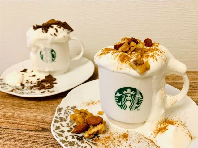 """Japanese Internet falls in love with """"dirty coffee,"""" so let's make some of our own【SoraKitchen】"""