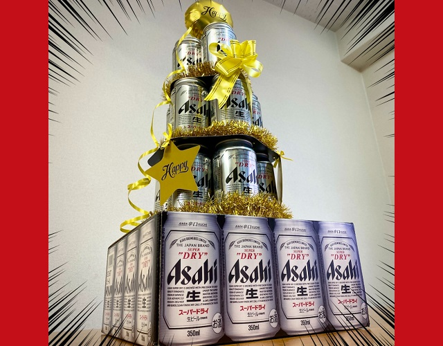 Happy Father's Day, Japan-style with the Asahi Super Dry beer tower set【Photos】