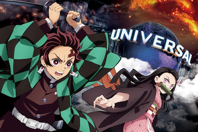 """""""Full-body experience"""" Demon Slayer attraction coming to Universal Studios Japan"""