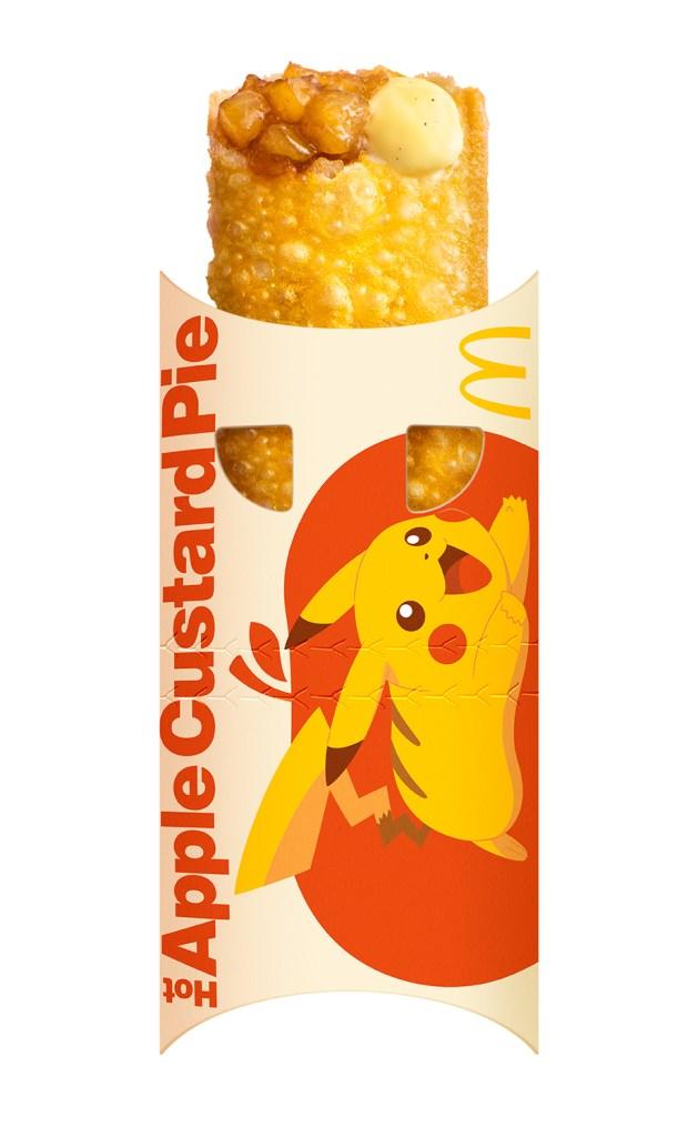 New Pokémon x McDonald's collaboration features Pikachu on milkshakes and desserts in Japan!